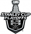 Los Angeles Kings 2013 14 Special Event Logo 03 iron on sticker