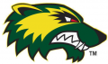 Utah Valley Wolverines 1999-2007 Secondary Logo decal sticker