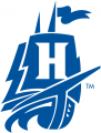 Hampton Pirates 2007-Pres Alternate Logo 03 decal sticker