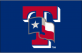 Texas Rangers 2013-2019 Batting Practice Logo iron on sticker