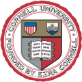 Cornell Big Red 1865-Pres Alternate Logo iron on sticker