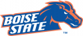 Boise State Broncos 2002-2012 Alternate Logo decal sticker