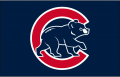 Chicago Cubs 2003-2006 Batting Practice Logo iron on sticker