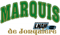 Jonquiere Marquis 2012 13-Pres Primary Logo iron on sticker