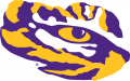 LSU Tigers 2014-Pres Secondary Logo 02 iron on sticker