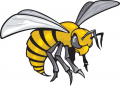 Alabama State Hornets 1999-Pres Secondary Logo decal sticker