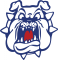 Fresno State Bulldogs 1992-2005 Alternate Logo decal sticker