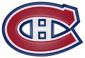 Montreal Canadiens Plastic Effect Logo iron on sticker