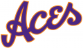 Evansville Purple Aces 2019-Pres Alternate Logo decal sticker