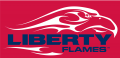 Liberty Flames 2004-2012 Alternate Logo 03 iron on sticker