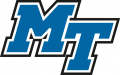 Middle Tennessee Blue Raiders 1998-Pres Alternate Logo iron on sticker