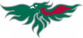 Wisconsin-Green Bay Phoenix 2007-Pres Partial Logo iron on sticker