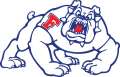 Fresno State Bulldogs 1992-2005 Alternate Logo 04 decal sticker