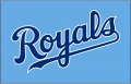 Kansas City Royals 2008-2011 Jersey Logo iron on sticker
