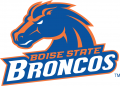 Boise State Broncos 2002-2012 Alternate Logo 04 decal sticker