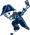 Milwaukee Admirals 2015 16-Pres Alternate Logo 3 iron on sticker