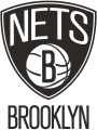 Brooklyn Nets 2012 13-Pres Primary Logo iron on sticker