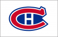 Montreal Canadiens 1935 36-1943 44 Jersey Logo decal sticker