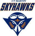 Tennessee-Martin Skyhawks 2009-Pres Primary Logo iron on sticker