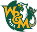 William and Mary Tribe 2018-Pres Primary Logo iron on sticker