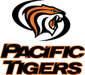 Pacific Tigers 1998-Pres Primary Logo decal sticker