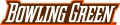 Bowling Green Falcons 2006-Pres Wordmark Logo decal sticker