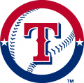 Texas Rangers 2003-2004 Alternate Logo iron on sticker