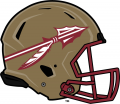 Florida State Seminoles 2014-Pres Helmet Logo iron on sticker