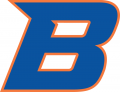 Boise State Broncos 2013-Pres Secondary Logo decal sticker