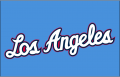 Los Angeles Clippers 2013-2014 Jersey Logo decal sticker