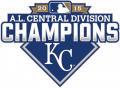 Kansas City Royals 2015 Champion Logo iron on sticker