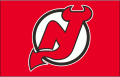 New Jersey Devils 1992 93-1998 99 Jersey Logo iron on sticker