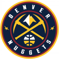 Denver Nuggets 2018 19-Pres Primary Logo decal sticker