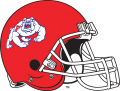 Fresno State Bulldogs 1992-2005 Helmet Logo decal sticker