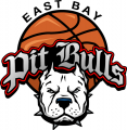 East Bay Pit Bulls 2013-Pres Primary Logo iron on sticker
