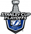 Tampa Bay Lightning 2013 14 Event Logo decal sticker
