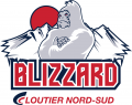 Trois-Rivieres Blizzard 2014 15-Pres Primary Logo iron on sticker