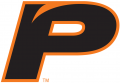 Pacific Tigers 1998-Pres Alternate Logo 03 decal sticker