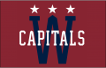 Washington Capitals 2014 15 Special Event Logo iron on sticker