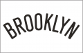 Brooklyn Nets 2012 13-Pres Jersey Logo 01 iron on sticker