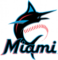 Miami Marlins 2019-Pres Primary Logo iron on sticker