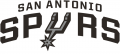 San Antonio Spurs 2017-Pres Primary Logo iron on sticker