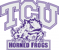 TCU Horned Frogs 1995-Pres Alternate Logo iron on sticker