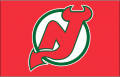 New Jersey Devils 1986 87-1991 92 Jersey Logo iron on sticker
