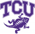 TCU Horned Frogs 2001-Pres Alternate Logo 02 iron on sticker