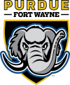 Purdue Fort Wayne Mastodons 2018-Pres Primary Logo iron on sticker