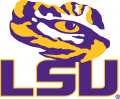 LSU Tigers 2014-Pres Secondary Logo 01 iron on sticker
