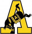 Army Black Knights 1974-1999 Primary Logo iron on sticker