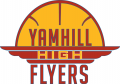 Yamhill Highflyers 2009-Pres Primary Logo iron on sticker