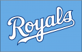 Kansas City Royals 2012-Pres Jersey Logo 02 iron on sticker